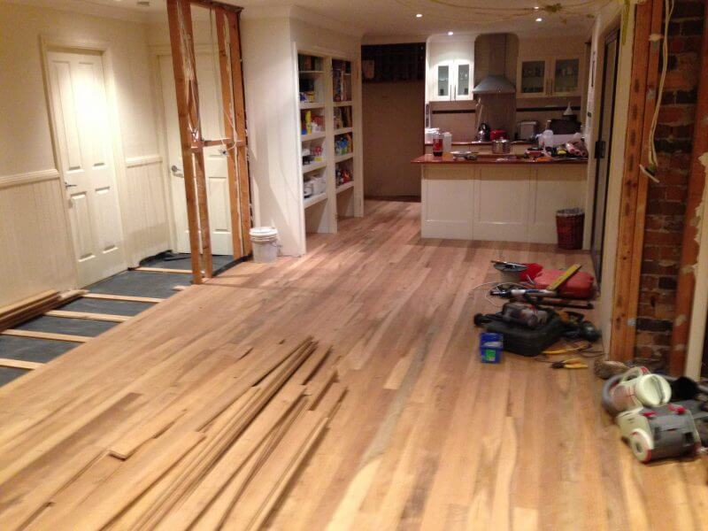 T& G Flooring in Tallowwood – Sydney 2015