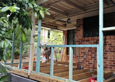 Verandah fill -in Boambee east 3