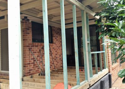 Verandah fill -in Boambee east 4