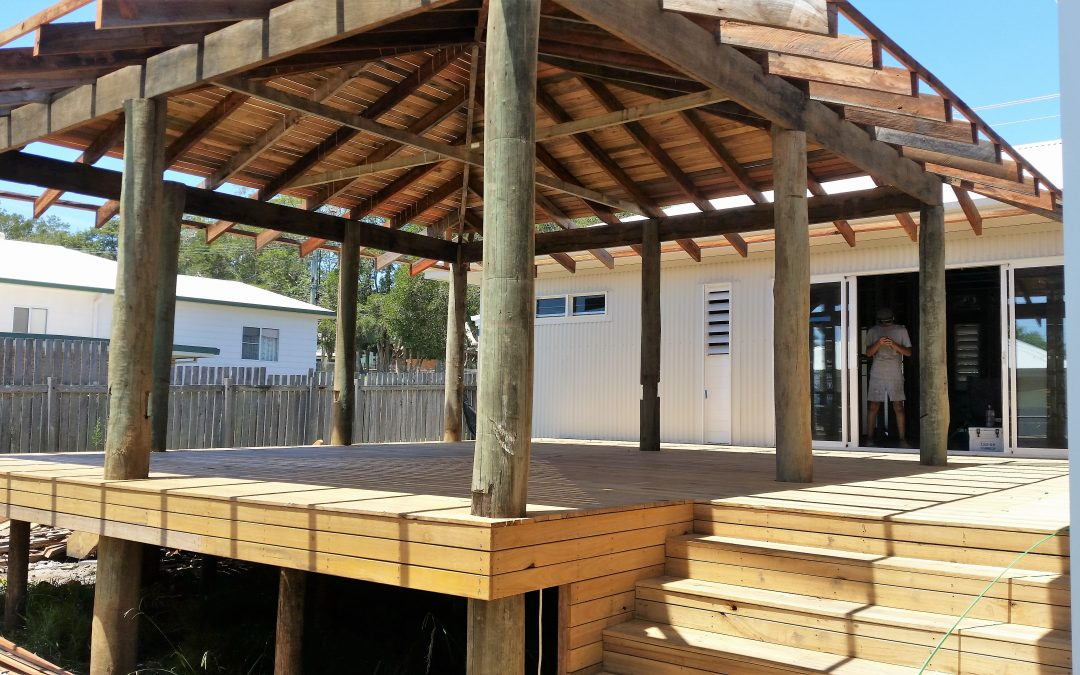 Decking Sawtell 2017