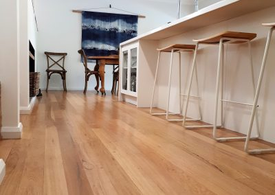 Blackbutt T&G flooring Coffs Harbour 2017