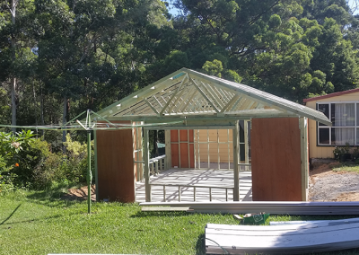 Studio Extension Coffs Harbour 2018